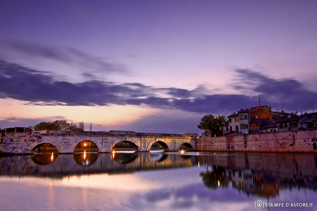"""""""Ponte di Tiberio"""