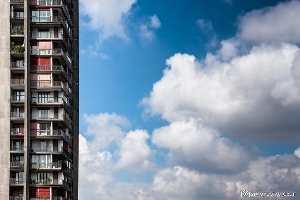 """""""Girano le nuvole"""
